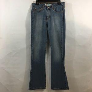 "Levis 515 6 Bootcut Jeans Stretch 32"" Inseam"